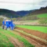 Grabenfräse im Leitungsbau