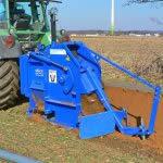 Anbaugrabenfräse GM 140 AF