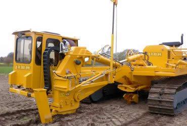 GM 1800 P (Drainpflug)