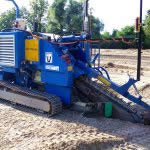 Grabenfräsen im Leitungsbau, Kabelbau und Drainagen