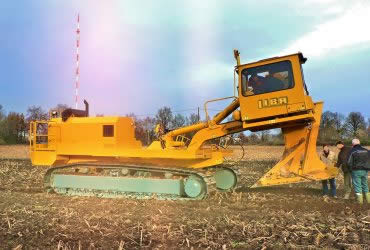 GM 1800 P (Drainplough)