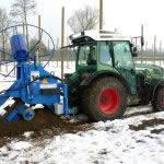 Grabenfräsen für Traktorenanbau